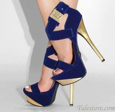 #shoes #blue #gold #gril #grils #girly #love #sexy #fashion #style #stylish #follow #followforfollow #fun #nice #cute #fashionmylife #comment #cool #beauty #like