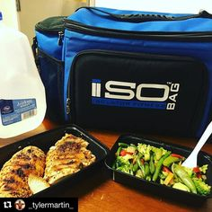 #Repost @_tylermartin_ with @repostapp  Never thought I'd say meal prep is becoming addictive. But the mirror doesn't lie.  Loving my new isobag. #isobag #isobagfitness #strong #fitness #healthychoices #health #gains  #mealprep #oldschoolbodybuilding #bodybuilding #physique #goldenasthetics #fitspo #fitsporation #fitness #fitgirl #fitlife #fitnessmotivation #flex #picoftheday #instadaily #gains #fitlife #mealprepping