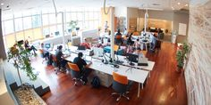 The forces that shape where and how work gets done http://bit.ly/1Y3YtVO