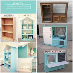 kuchenka dla dziecka DIY