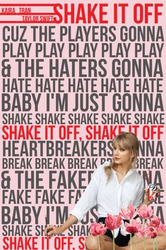 *requested* Shake It Off-Taylor Swift! Please give Creds to me
