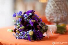 another great color scheme from Charlotte Geary Photography