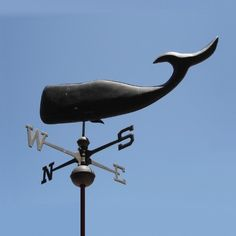 decor weathervan, houses, sperm whale, whale weathervan, pies, weather vanes, whales