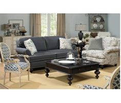 Paula Deen Home Sofa at Doerr Furniture Store