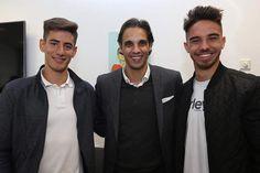 A aposta na formação do Seixal está a começar a dar frutos ao Benfica, e para Nuno Gomes, responsável pelo centro de formação dos 'encarnados', os 10 anos