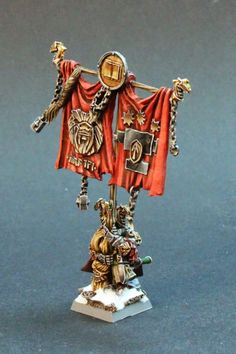 Dwarf BSB from Avatars of War