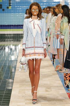 Thom Browne | Ready-to-Wear Spring 2017 | Look 27