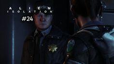 Alien: Isolation [PS4] #24 - Die Sicherheitskräfte