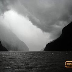 Milford Sound in bad