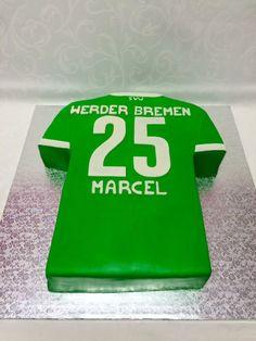 Die 12 Besten Bilder Von Werder Bremen Torte Bakken Backen Und Baking