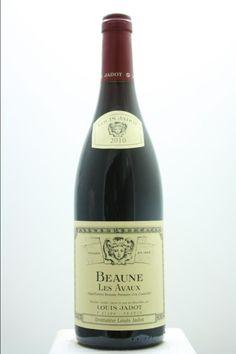 Louis Jadot (Domaine Louis Jadot) Beaune Les Avaux 2010. France, Burgundy, Beaune, Premier Cru. 3 Bottles á 0,75l. Estimate (11/2016): 130 USD (43,33 USD (1.055 CZK) / Bottle).