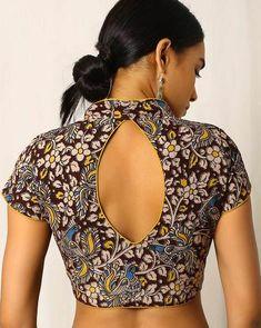 5c9d889c4626d Image result for kalamkari blouse designs