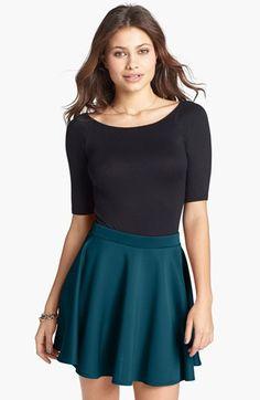 Frenchi® Skater Skirt | Nordstrom