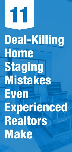 11 Deal-Killing Home Staging Mistakes Even Experienced Realtors Make - Check out our top tips on home staging for real estate agents trying to sell a home. real estate selling 17 Deal-Killing Home Staging Mistakes Even Experienced Realtors Make Real Estate Business, Real Estate Investing, Real Estate Marketing, Real Estate Courses, Real Estate Tips, Real Estate Staging, Loro Real, Shabby Chic Banners, Real Estate Training