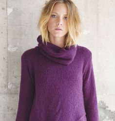 CLARE COWL NECK | AUTUMN | WINTER 2016 THE CLASSIC COLLECTION