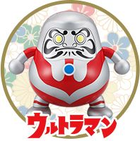 DARUMA CLUB Vol.1 ULTRAMAN