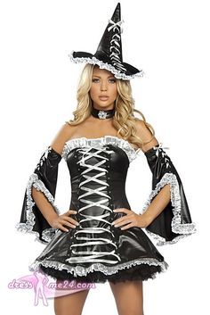Sexy halloweenkostüm