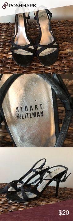 Black high heels Stuart weitzman black high heels Stuart Weitzman Shoes Heels