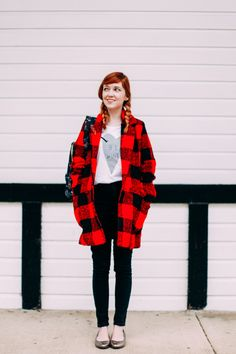 The Clothes Horse Outfit: Be Wine