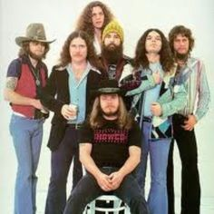 The Ultimate Southern Rock Band!