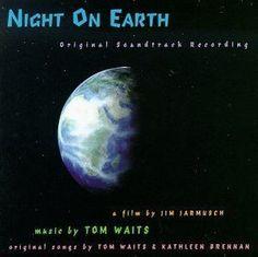Tom Waits - Night On Earth (Ost) LP Record Album On Vinyl