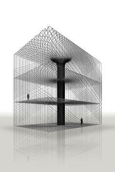 ARCHITECTURE | TOKUJIN YOSHIOKA INC.| FIBER ARCHICTURE / 2006