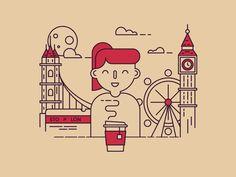 Londonbabydribbble