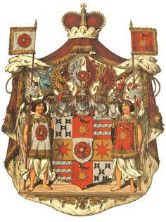 Datei:Wappen Deutsches Reich - Fürstentum Lippe.png