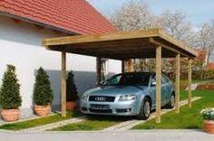 Resultado de imagen para cobertizos para el auto