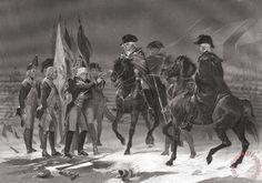 1776 | Trenton: Surrender, 1776 painting - Others Trenton: Surrender, 1776 ...