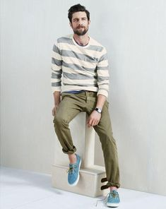 Shopping Guide: 7 Spring Style Essentials for the Modern Guy
