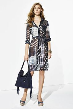 DVF Resort 2016. See the rest of the leading looks from the latest cruise collections here.
