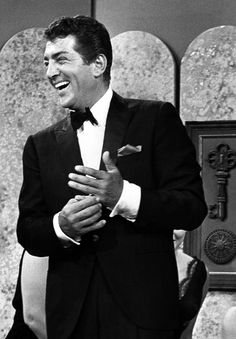 Dean Martin on the pilot episode of The Dean Martin Show, September 1965.