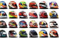 Inilah Desain Menarik Helm F-1 Monaco