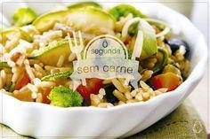 arroz de forno com legumes e verduras useahimsa.tumblr.com