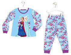 Pijama de Elsa y Ana de Frozen.Pijamas infantiles desde 4,70€ hasta 9€. Hoy 31 de diciembre y hasta mañana a las 9:00 con gastos de envío gratis.¡Corre que se agotan!