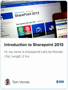 Here is the best Sharepoint course for Oil and Gas.  Access 24/7 for 12 months  http://petrolessons.com/courses/sharepointintroduction