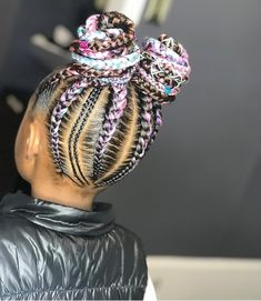 17 Trendy Kids Hairstyles You Have to Try-Out on Your Kids Amazing African Twist Braids Hairstyles 2018 For Attractive Look kids braided hairstyles bAwesome Kids Hairstyles YBlack kids braided hairst Box Braids Hairstyles, Lil Girl Hairstyles, Black Kids Hairstyles, Kids Braided Hairstyles, My Hairstyle, Hairstyles 2018, Natural Hairstyles For Kids, Fancy Hairstyles, Hair Updo