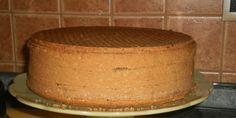 Biskvit s orasima Torte Recepti, Kolaci I Torte, Cookie Recipes, Dessert Recipes, Desserts, Torta Recipe, Cheesecake Ice Cream, Torte Cake, Chocolate Biscuits