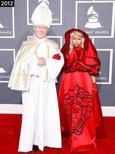 Grammy Fashion: 38 Outrageous Outfits From Past Shows
