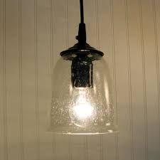 Image result for oil rubbed bronze glass pendant light