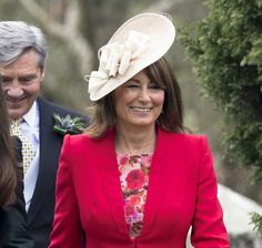 The Stir-Carole Middleton Spotted Shopping for All Things Pink for Princess Charlotte Kate Middleton Parents, Carole Middleton, Kate Middleton Outfits, Middleton Family, Diva Fashion, Royal Fashion, Fashion Photo, Hot Moms Club