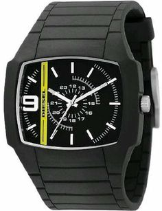 Diesel Watches Color Domination - http://watchesntime.com/diesel-watches-color-domination-3/