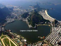Lagoa Rodrigo de Freitas e Jóquei Clube