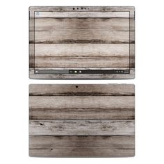 DecalGirl Microsoft Surface Pro 4 skins feature vibrant full-color artwork that helps protect the Microsoft Surface Pro 4 from minor scratches and abuse without adding any bulk or interfering with the device's operation.   This skin features the artwork Barn Wood by Reclaimed Woods - just one of hundreds of designs by dozens of talented artists from around the world.