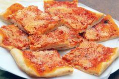 CNYEats A Taste of Utica: Tomato Pie