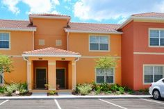 Finding Gorgeous Orlando Vacation Home Rentals has Never Been Easier! Orlando Vacation Home Rentals, Palm Resort, Kissimmee Florida, Outdoor Pool, The Good Place, Paradise, Villa, Palms, Mansions