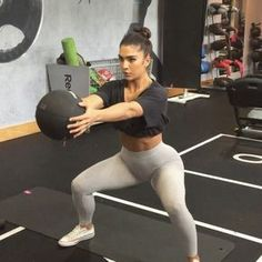 """8,119 Likes, 180 Comments - Stefanie Williams (@stef_fit) on Instagram: """"Back & bum #happyhumpday cable machine workout 10-12 reps each exercise repeat 3 times I also…"""""""
