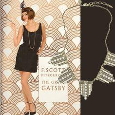 gatsby style! featuring @loren hope
