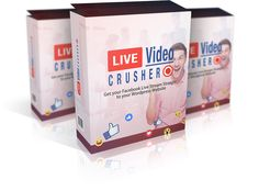 Live Video Crusher Review, Bonus - Facebook Live Wordpress Plugin - http://www.marketingsharks.com/2017/10/05/live-video-crusher/ Live Video Crusher  Live Video Crusher Review, Bonus – Facebook Live WordPress Plugin Live Video Crusher Review, Bonus – Facebook Live WordPress Plugin – Get Targeted Traffic, More Viewers, Leads And Sales From Your Next Facebook Live Stream In Just 3 Steps… 1. INSTALL THE PLUGIN (THIS TAKES JUST A FEW MINUTES) 2. EASILY CREATE